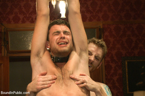Slutty gay guy gets fucked and fisted in - XXX Dessert - Picture 8