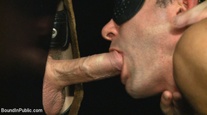 Public defilement as gay cock sucker get - XXX Dessert - Picture 12