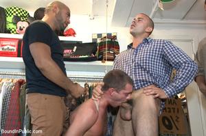 Sweet cock sucking and ass bursting as d - XXX Dessert - Picture 2