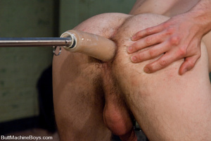 Hardcore butt banging as machine cock ra - XXX Dessert - Picture 8