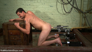 Hardcore butt banging as machine cock ra - XXX Dessert - Picture 15