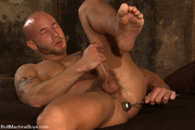 hot bald dude wanks