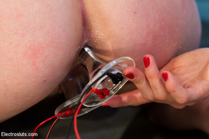 Two slutty girls are bound up, made to l - XXX Dessert - Picture 5