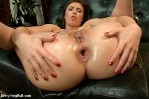 Slutty bitches rip butts open with fist  - XXX Dessert - Picture 5