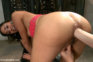 Big ass babes ram big dildos, strap-on d - XXX Dessert - Picture 6