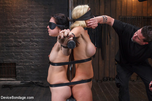Hard guy dominated two chicks in brutal  - XXX Dessert - Picture 15