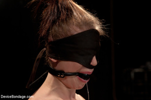Harsh bondage and upside suspension and  - XXX Dessert - Picture 2