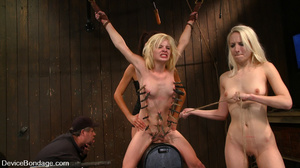 Three bitches in hot fisting, cunt and a - XXX Dessert - Picture 12