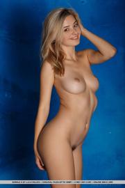 lovely radiant blonde reveals