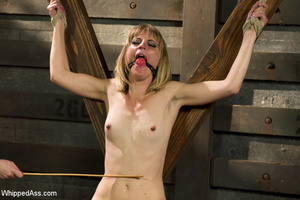 Sexy blonde makes girl lick her cunt, sp - XXX Dessert - Picture 13