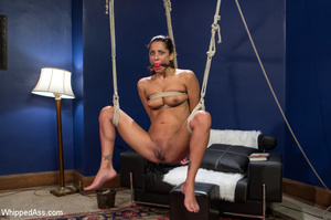 Hot ass licking, butt spanking, rope bon - XXX Dessert - Picture 7