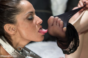 Hot ass licking, butt spanking, rope bon - XXX Dessert - Picture 11