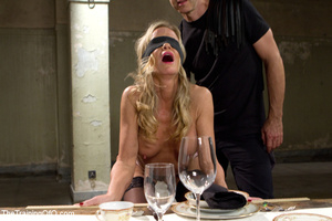 Cute blonde sucks and obeys her master i - XXX Dessert - Picture 3