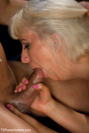 Sweet blonde gets rammed in pussy by hot - XXX Dessert - Picture 9