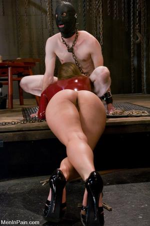Blonde bdsm fan drilling hard her lover' - XXX Dessert - Picture 5