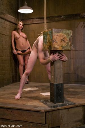 Blonde bdsm fan drilling hard her lover' - XXX Dessert - Picture 7