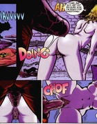 Awesome adult comics with superheroes fucking cool girls