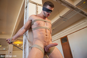 spicy action dude tied