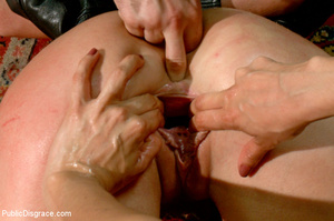 Nude girls ravaged in public get poked,  - XXX Dessert - Picture 3