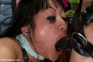 Sweet babe gets her mouth, asshole and c - XXX Dessert - Picture 14