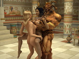 lustful pharaoh woman angry