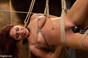 Sweet young chick with hairy pussy hung, - XXX Dessert - Picture 9