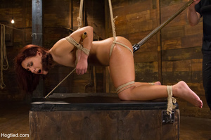 Sweet young chick with hairy pussy hung, - XXX Dessert - Picture 11