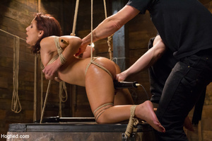 Sweet young chick with hairy pussy hung, - XXX Dessert - Picture 14