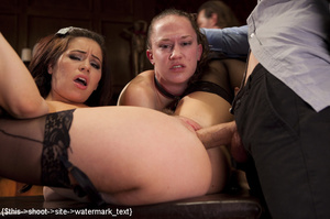 Chicks get pounded with dicks and dildos - XXX Dessert - Picture 7