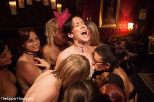 Seductive chicks go nude to show off hot - XXX Dessert - Picture 14