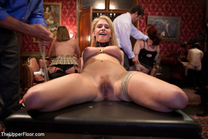 Hot submission as pretty slaves are made - XXX Dessert - Picture 8