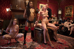 Hot submission as pretty slaves are made - XXX Dessert - Picture 12