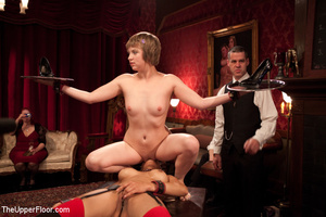 Obedient sexy slaves do as they are told - XXX Dessert - Picture 7