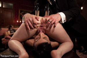 Obedient sexy slaves do as they are told - XXX Dessert - Picture 8
