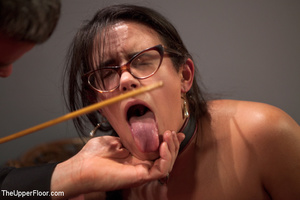 Hot curvy babes caned and roped as they  - XXX Dessert - Picture 3