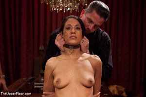 Girl brought out from cage to be tied, s - XXX Dessert - Picture 7