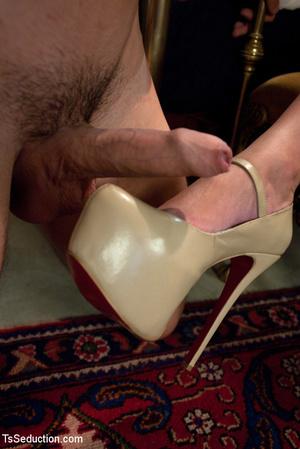 Feet worship, cock suck, ass pounding an - XXX Dessert - Picture 2