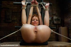 Pretty sweet boobs girl enslaved by tatt - XXX Dessert - Picture 11