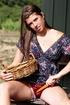 young horny farm girl