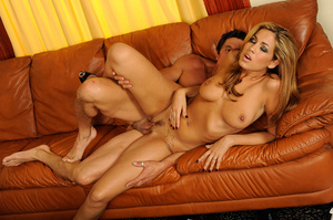 Office romance as sexy chick strips to s - XXX Dessert - Picture 2