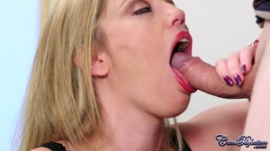 Slutty doc. blonde takes guys cock out f - XXX Dessert - Picture 5