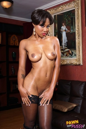 Sweet curvy ebony slut waste no time str - XXX Dessert - Picture 4