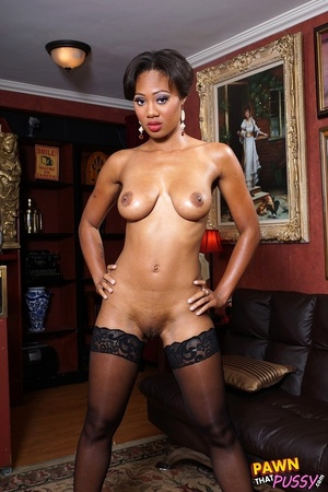 Sweet curvy ebony slut waste no time str - XXX Dessert - Picture 5