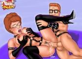 clevland show tegnefilm porno