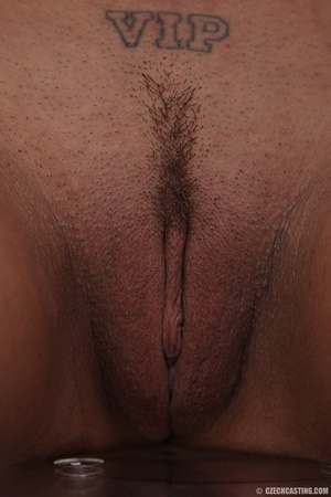 Sexy black hair damsel reveals amazing b - XXX Dessert - Picture 20