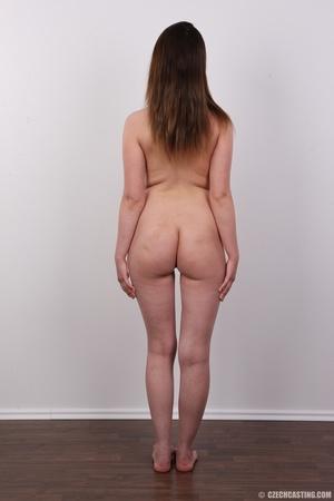 Innocent looking brunette shows off lust - XXX Dessert - Picture 15