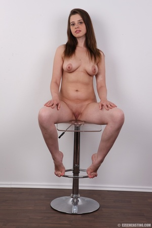 Innocent looking brunette shows off lust - XXX Dessert - Picture 19