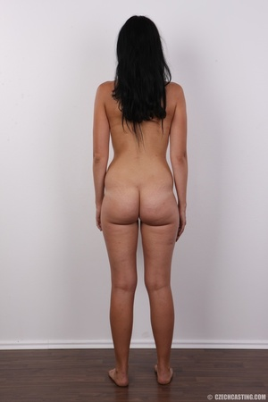 Black haired chick in green top and blac - XXX Dessert - Picture 16