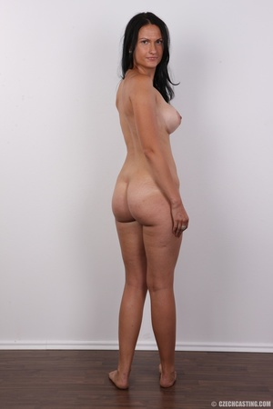 Black haired chick in green top and blac - XXX Dessert - Picture 17