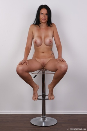 Black haired chick in green top and blac - XXX Dessert - Picture 19